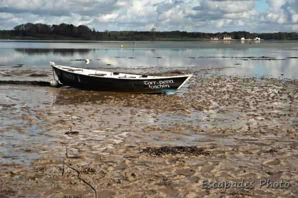 étang de Saint-Jean -Tor penn - locoal mendon