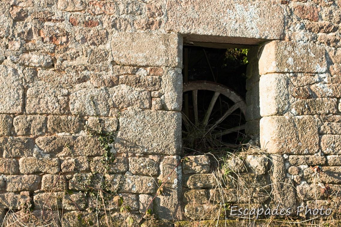 Grange à Rostrenot