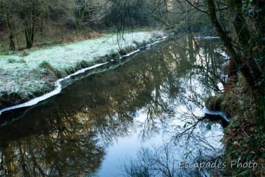 Balade de Kerivarc'h - le Naïc en hiver