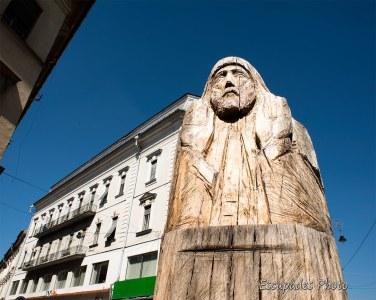Arad - Sculpture bois