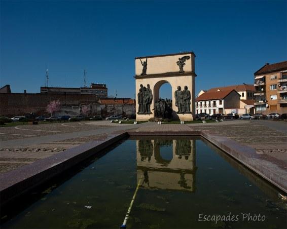 Arad Parcul Reconcilieri