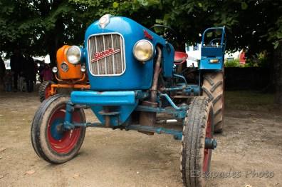 Eicher tigre - Vieux tracteurs Pont-Scorff