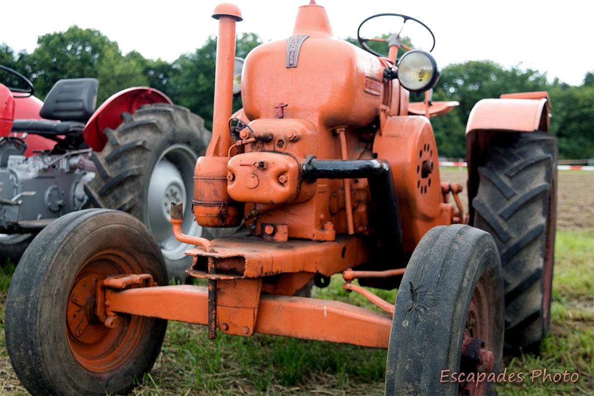 Allgaier R22, le tracteur du peuple