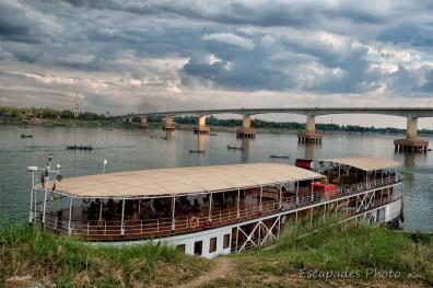 Pont Kizuna - Kampong Cham