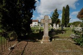 Cimetière Saint-Pierre d'Aulnay