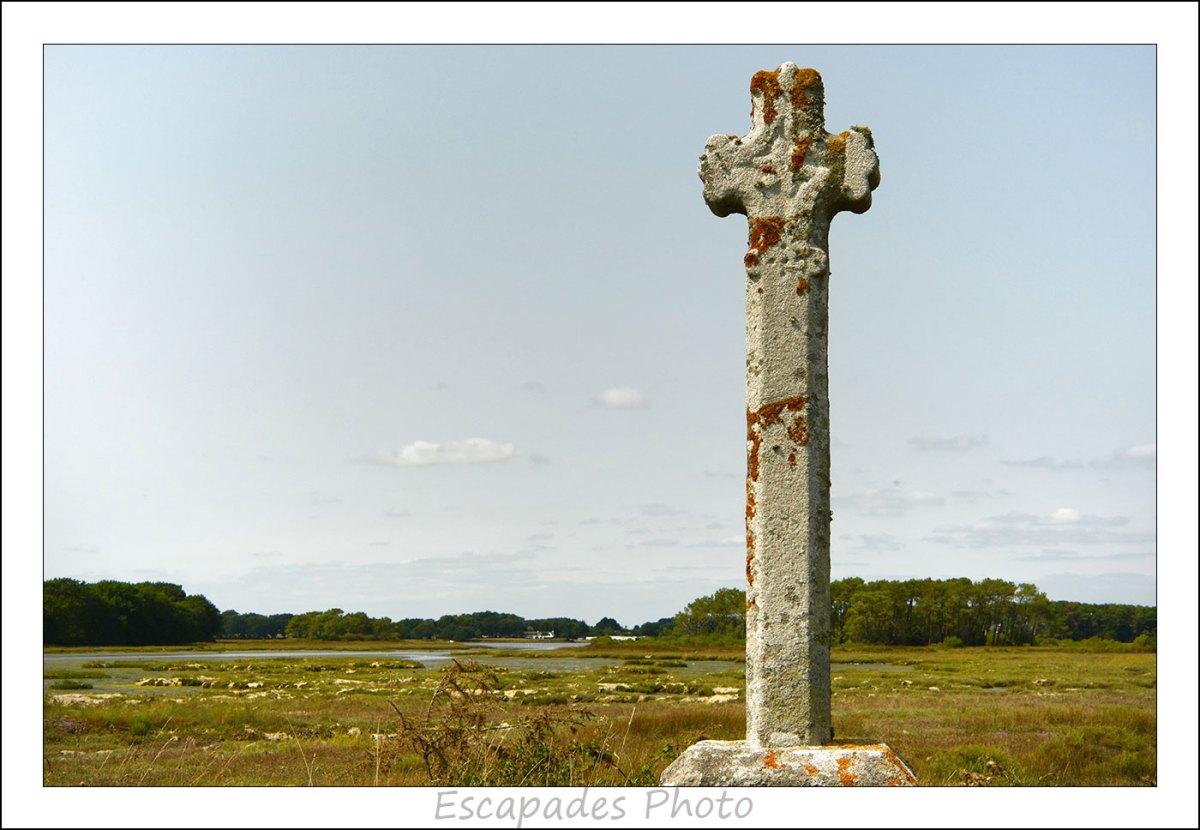 Ria d'Étel - Croix de Prostlon à Pen er Pont