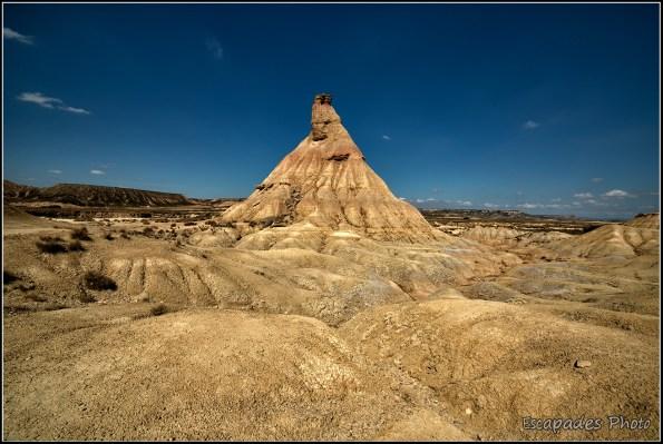 Castildetierra, une cheminée de fée en Espagne