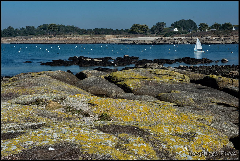 Porz Breign mouillage rime avec plages