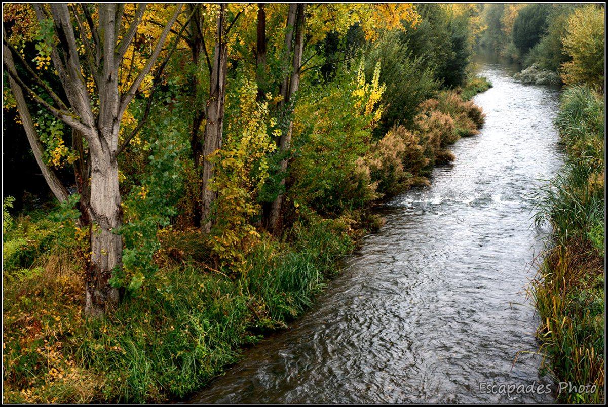 Rio Arlanzón à Burgos
