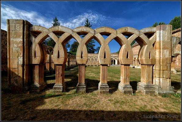 Monastère San Juan de Duero à Soria