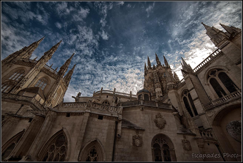 Burgos ville de patrimoine et du bien-être