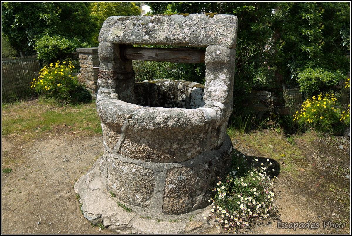 Kerascoët, le vieux puits