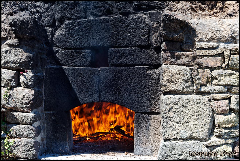 Four à pain de Saint-Urchaut à Pont-Scorff