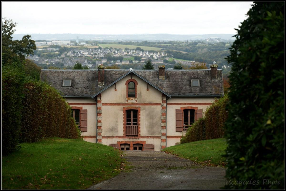 Maison du jardinier Trévarez
