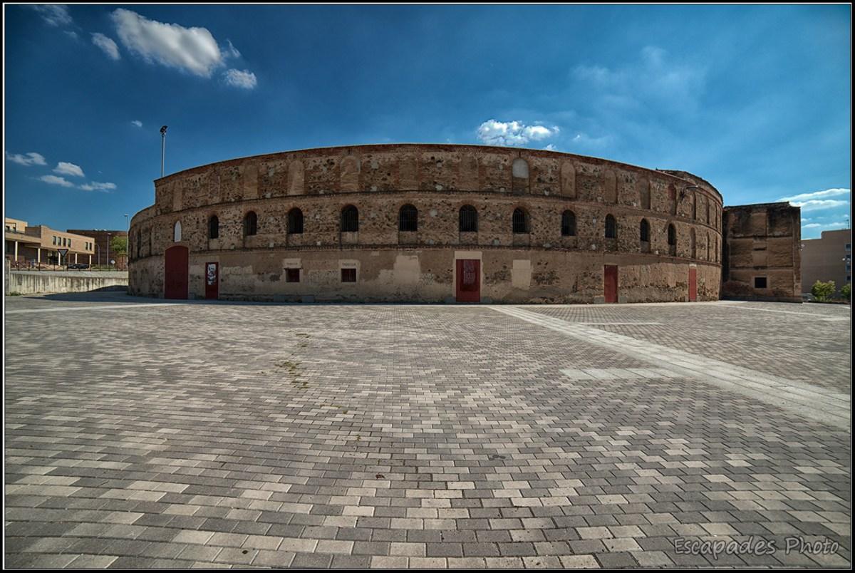 Plaza de Toros de Segovia, Coliseum
