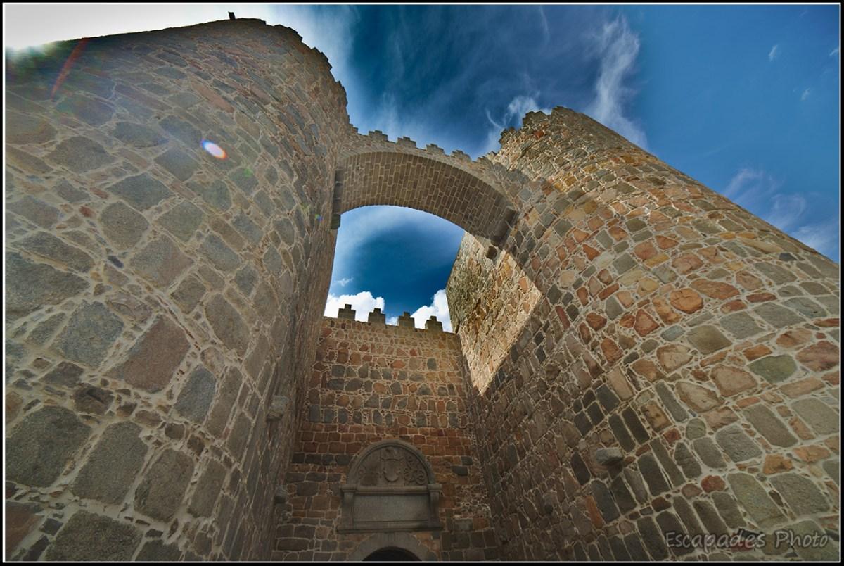 Avila Puerta del Alcázar