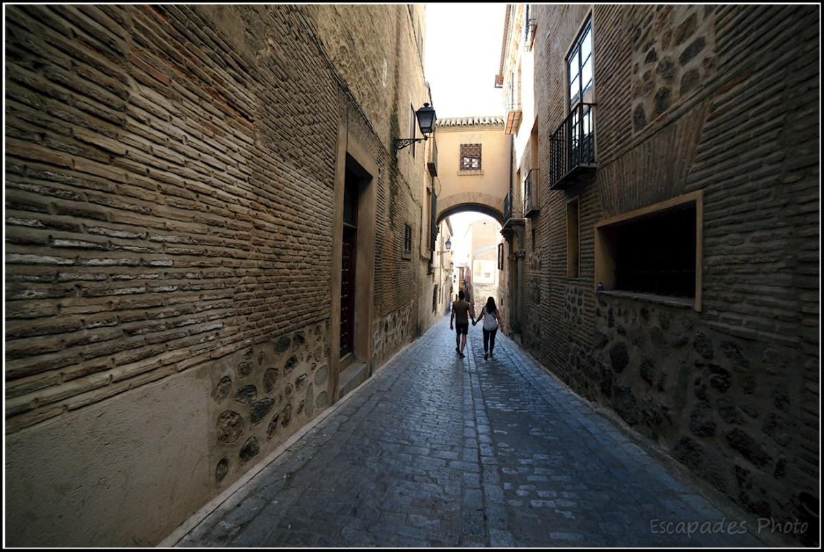 rues et ruelles de Tolède