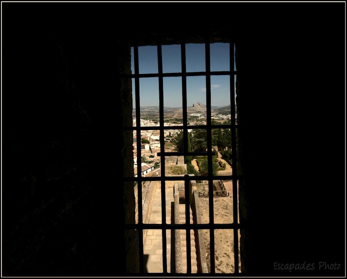 Donjon alcazaba Antequera