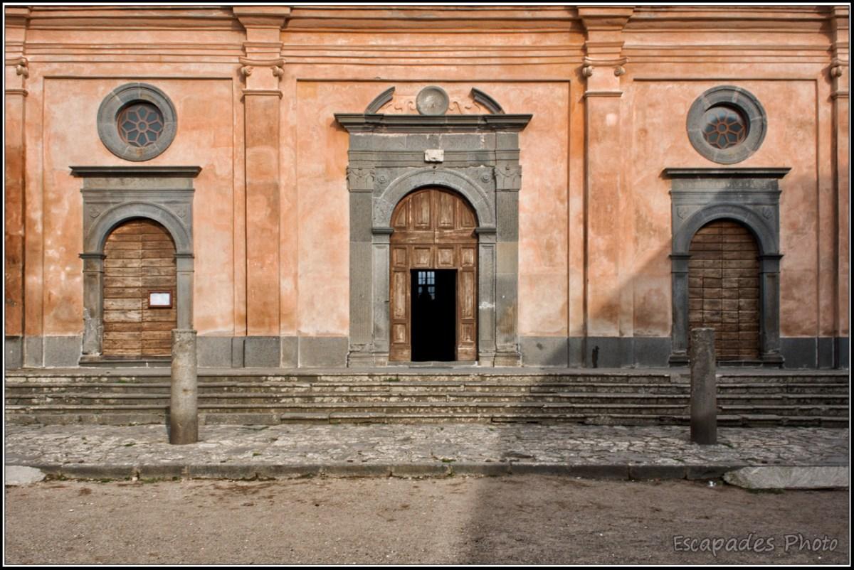 Eglise de San Donato - Civita di Bagnoregio