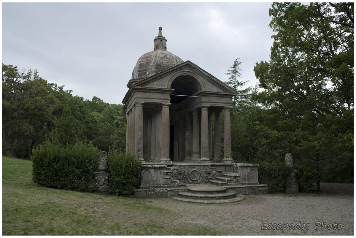 Bois Sacré de Bormazo - Temple de l'éternité
