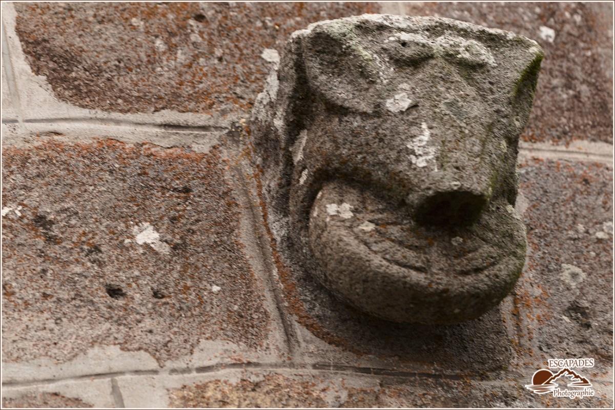 Eglise Saint-Blaise la Godivelle : La gourmandise