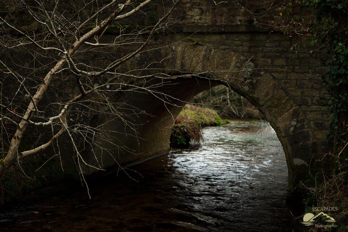 Pont du Naïc D790 à Querrien