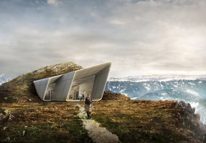 Musée Messner à Coronoes
