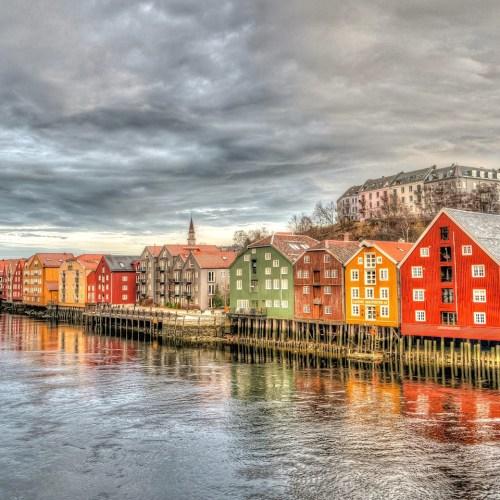Copenhague y Noruega