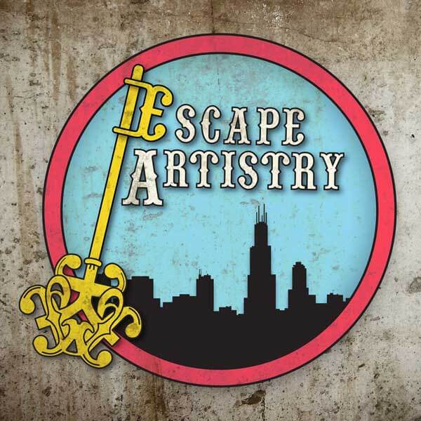 Timeout Chicago Lists Escape Artistry As One Of The Best Room Escapes In Chicago