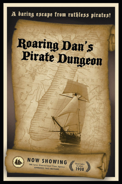 Learn more about Roaring Dan's Pirate Dungeon