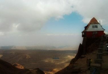 Chacaltaya (La Paz, Bolivien)