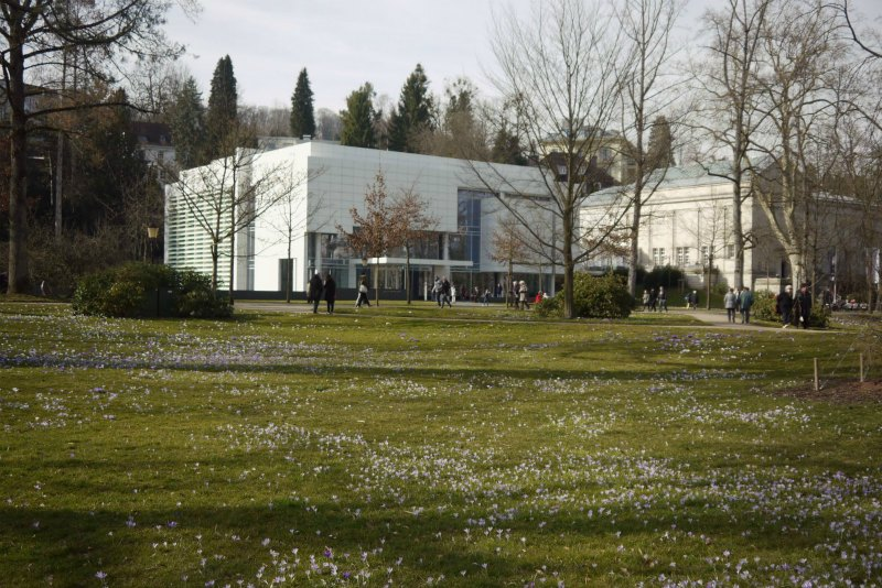 Museum Frieder Burda in Baden-Baden