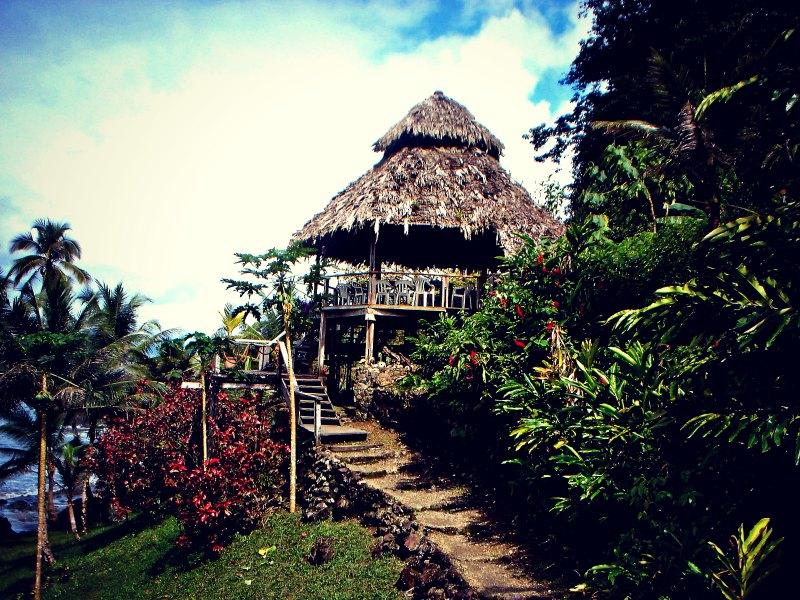 Eco Lodge bei Nuqui an der Pazifikküste