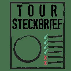 Tour-Steckbrief