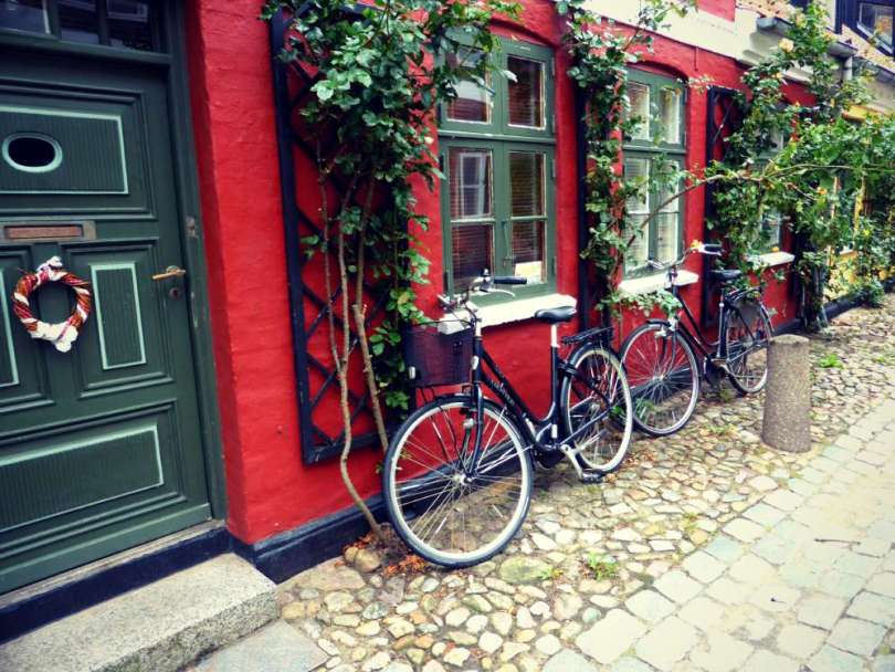 Ribe's Altstadt