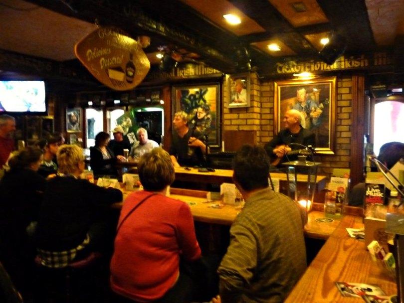 Musical Pubtour in Dublin