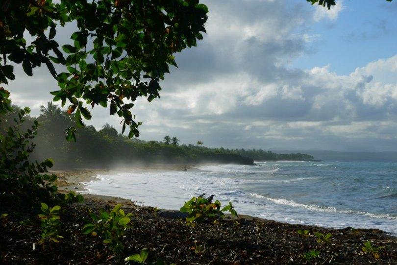 Strand bei Baracoa | Kuba: Playa Duaba