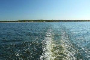 Usedom: Bootstour zur Steilküste von Usedom