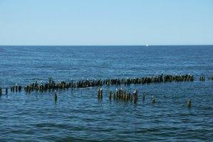 Usedom: Blick auf die Ostsee
