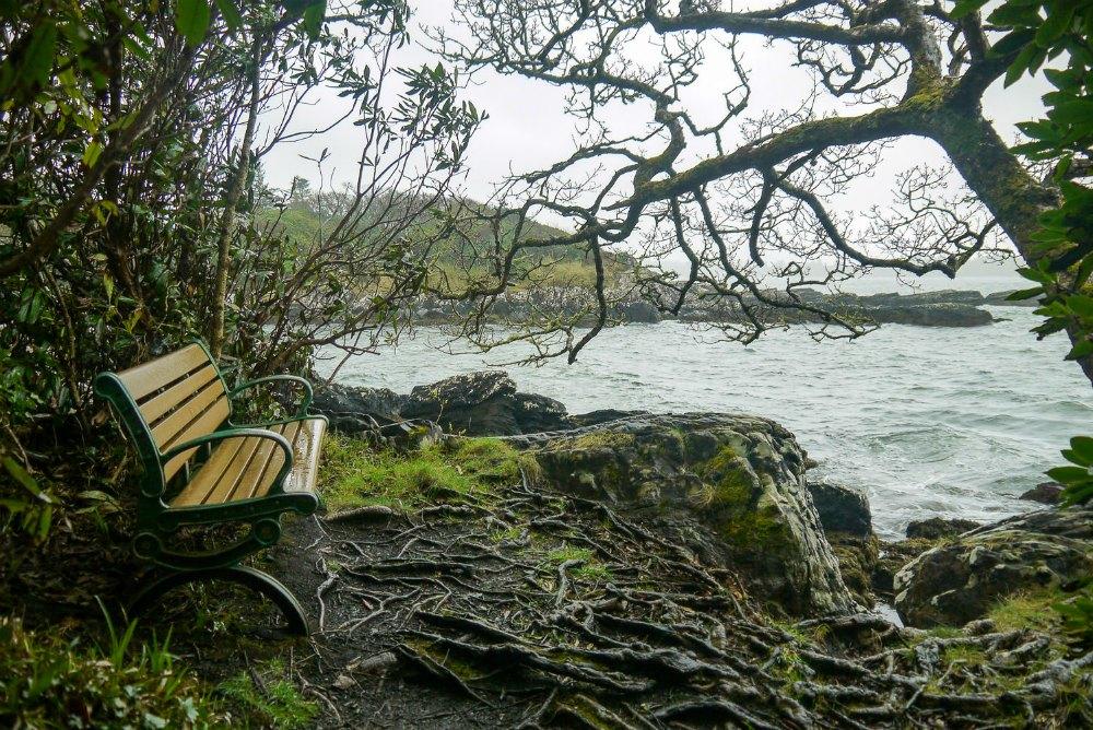 Island Walk beim Parknasilla Resort
