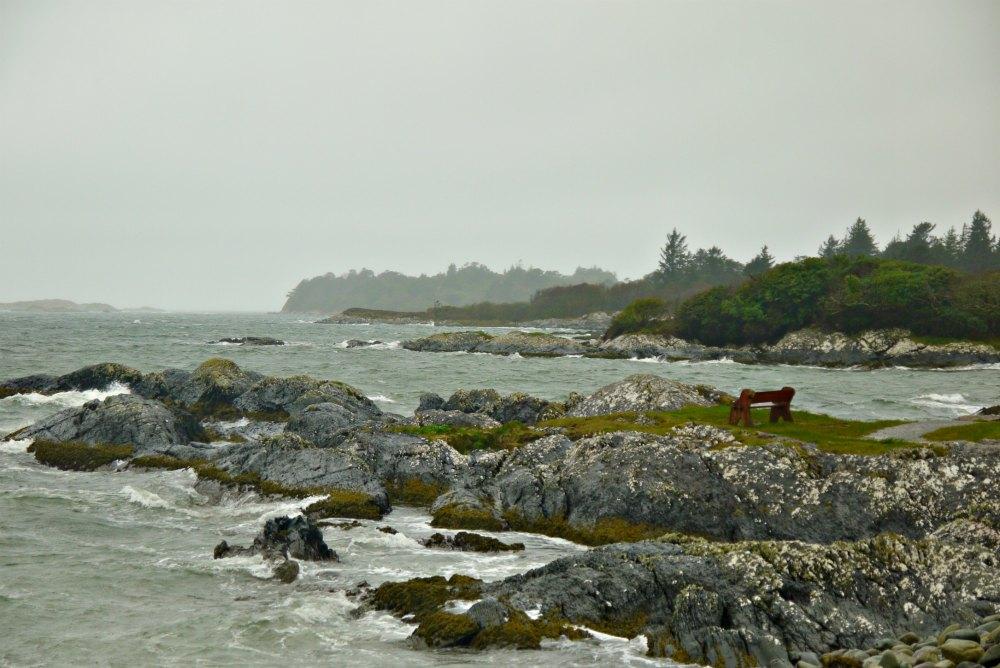 Wilde Küste beim Parknasilla Resort am Ring of Kerry