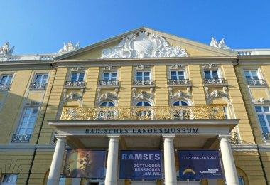 Das Badische Landesmuseum in Karlsruhe