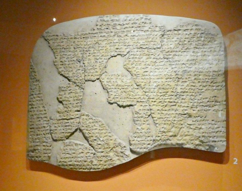 Ramses Ausstellung: Friedensvertrag