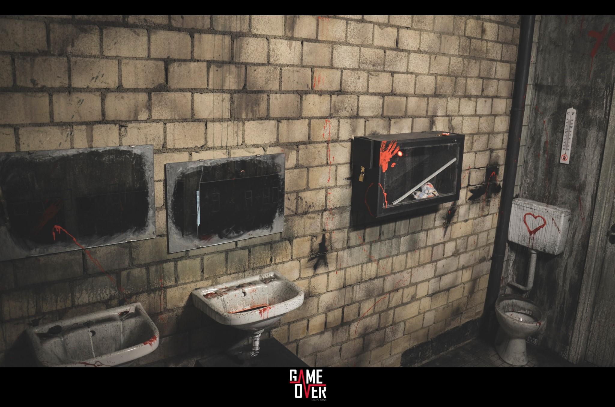 The Saw Massacre - Escape Room Sportpark Gelsenkirchen