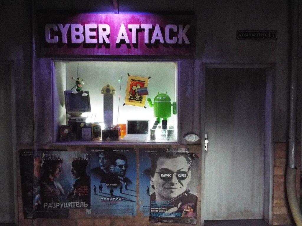 Cyber Attack Illuminati Escape Berlin