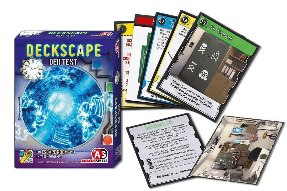 Deckescape - Der Test