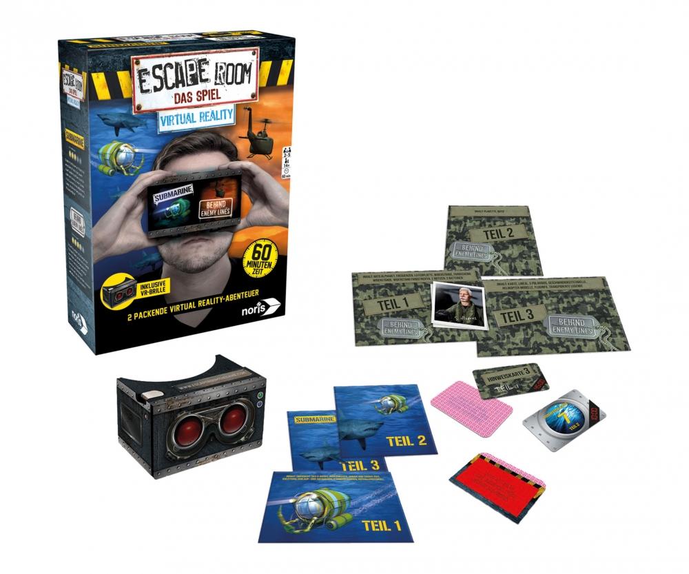 Escape Room - Das Spiel Virtual Reality