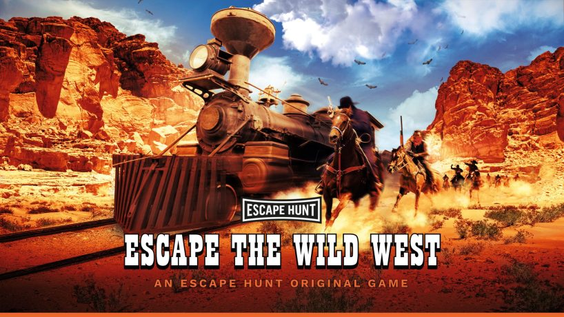 Escape Hunt - Escape to the West - Escape Room Edinburgh