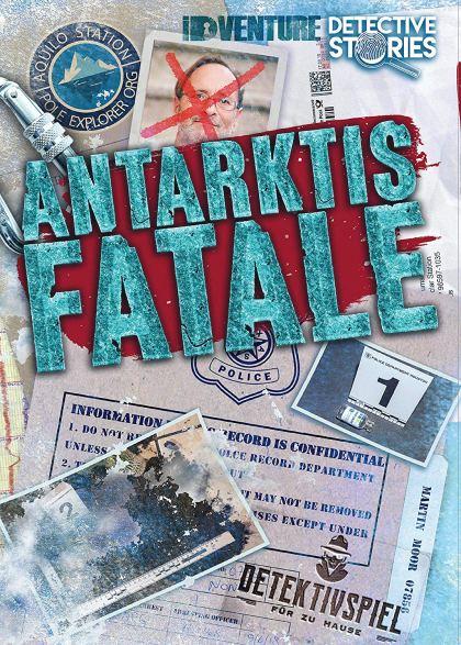 Detective Stories. Fall 2: Antarktis Fatale