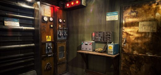 Bunker - Escape Room - EXITROOM